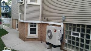 Ductless AC repair service in Algonquin IL