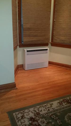 Ductless AC repair service in East Dundee IL