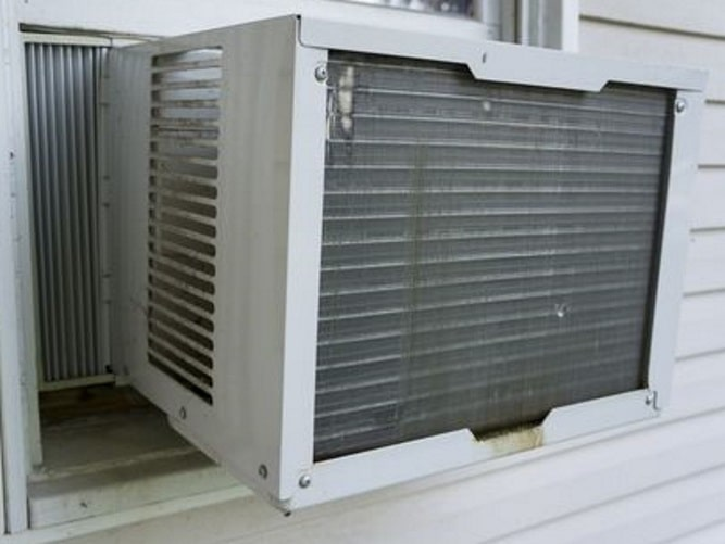 Window air conditioners are clunky, expensive to run, and take away your window