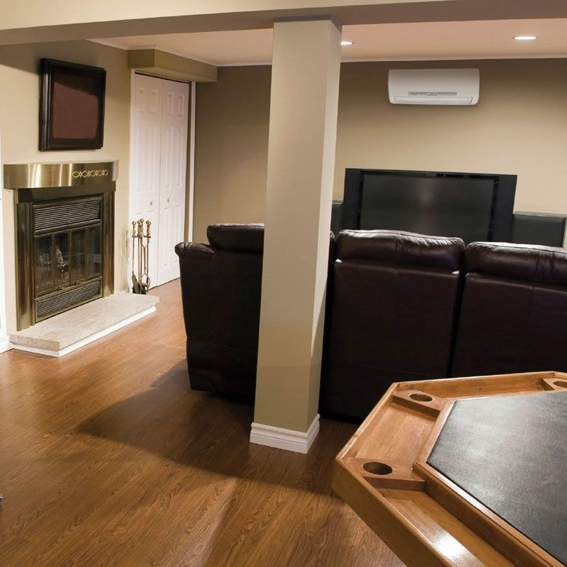The Best Ways to Heat a Finished Basement Near Elgin, IL
