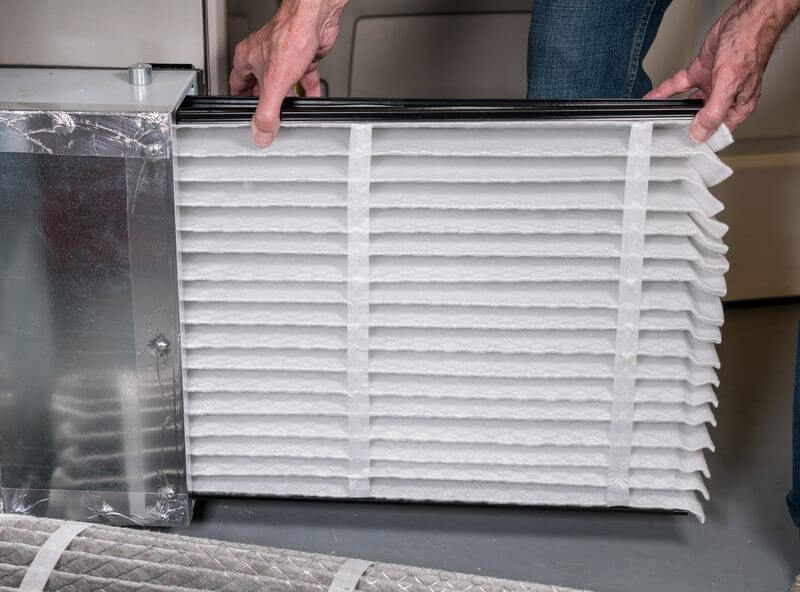 Changing Your Air Filter Is A Good Place To Start Troubleshooting
