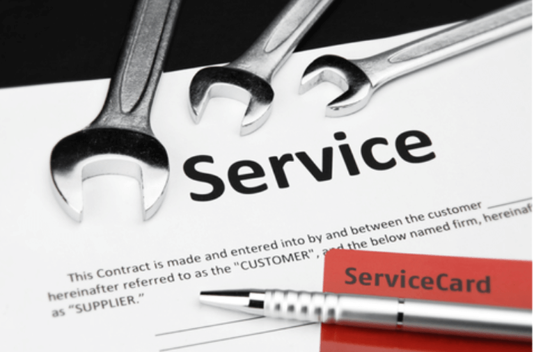 What goes into an HVAC Service agreement
