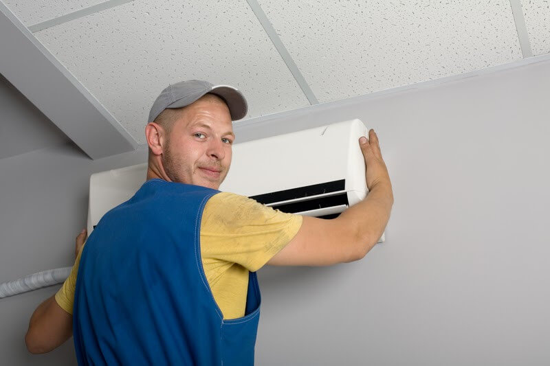 Installing a New AC System may be your best bet