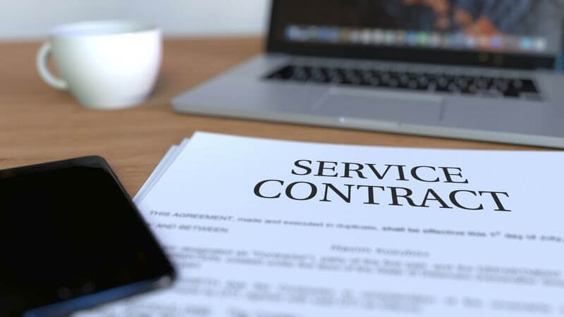A service contract will help save you money and stay on top of your system's health.