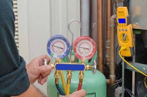 A Freon leak could be costly