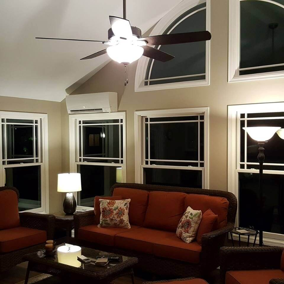 Ductless Cooling Vs. Window Air Conditioners for Older Homes in Elgin, IL